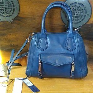 Rebecca Minkoff Blue Harley Mini Bag